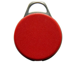 MX RFID Chip rot zu ivoris® security plus