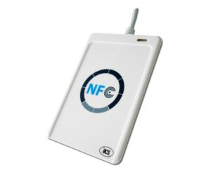 MX RFID Reader für ivoris® security plus